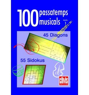 100 passatemps musicals