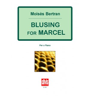 Blusing for Marcel