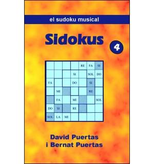 Sidokus, el sudoku musical (vol. 4)