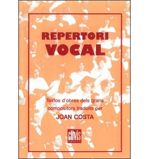 Repertori vocal