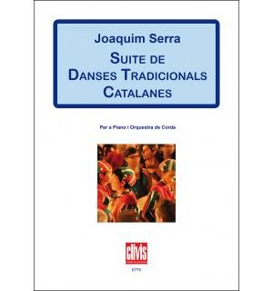 Suite de danses tradicionals catalanes