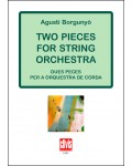 Two pieces for string orchestra