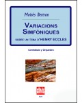 Symphonic variations on a theme by Henry Eccles
