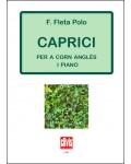Caprici, for English horn and piano