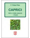 Caprici, para corno inglés y piano