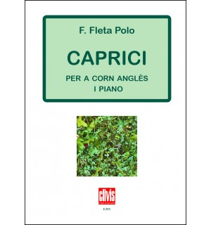 Caprici per a corn anglès i piano
